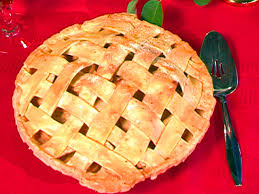 classic thanksgiving apple pie cooking channel
