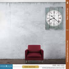 Oversized Clocks by Large Wall Clocks Weathered Uneven Wood Panel White Dial Wall