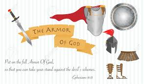 clipart armour of god collection