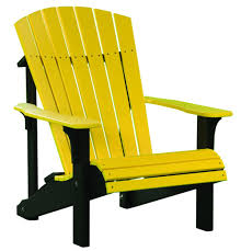 Adirondack Chair Colors Wood Vs Plastic Adirondack Chairs Which Material Is Best U2013 Slick