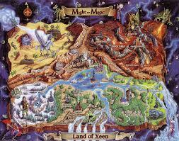 Magic Mountain Map Might U0026 Magic Iv Soundtrack 1992 Full Hq Tim Tully Youtube