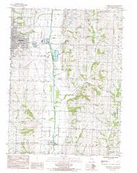 Maryville Tennessee Map by Maryville East Topographic Map Mo Usgs Topo Quad 40094c7
