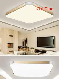 Wireless Ceiling Light Fixtures Mobile Phone Bluetooth Surface Mounted Modern Led Ceiling Lights