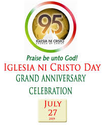 big crowds to gather on iglesia ni cristo day on july 27