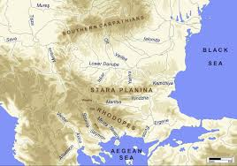 Balkans Map 14sea Central Balkans