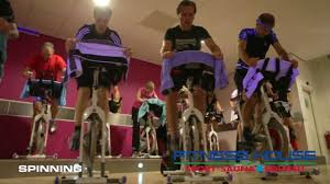 spinning bij fitness house youtube