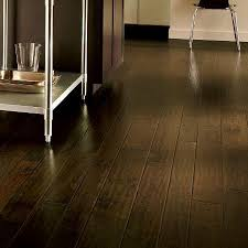 artesian random width engineered hickory hardwood flooring in