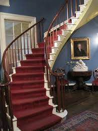 Free Standing Stairs Design Curved Staircases Lutes Custom Woodworking U0026 Design Consultants