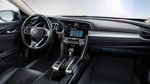 Honda Civic 2010 Interior Goudy Honda U2014 2018 Honda Civic Sedan Overview