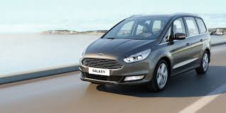 ford galaxy review carwow