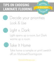 Buying Laminate Flooring Tips Tips On Choosing Flooring Parties For Pennies