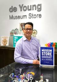 museum store sunday encourages shoppers to come out on