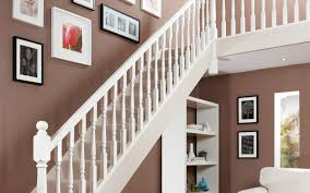 Spindles For Banisters White Primed Spindles U0026 Stair Parts Jackson Woodturners
