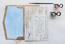 Tree Wedding Invitations Romantic Tree Wedding Invitations Momental Designsmomental Designs