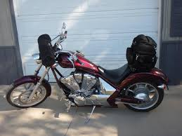 honda fury another bag option honda fury forums honda chopper forum