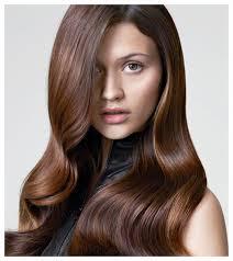 dark chocolate brown hair dye with natural look women hairstyles