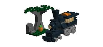 Halloween Ghost Train by Lego Ideas Halloween Ghost Train