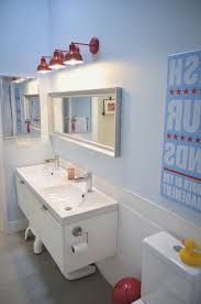 Red White And Blue Bathroom Decor - red white and blue bathroom decor fresh boys rooms painting ideas