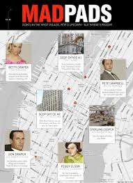 famous nyc apartments the pads of mad men apartments blog
