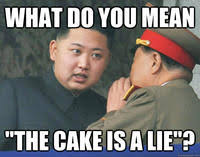 Cake Is A Lie Meme - the cake is a lie know your meme