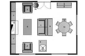 plan salon cuisine sejour salle manger plan salon gratuit 10 plans pour aménager le salon les canapés