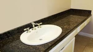 granite tile bathroom countertop captivating bathroom countertop granite tile for interior home