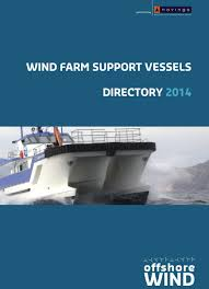 wind farm support vessels the builders offshore wind