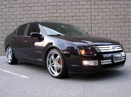 custom 2009 ford fusion vote now for september cotm fordfusionclub com the 1 ford