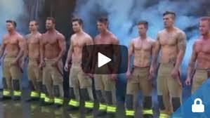 australian firefighters calendar raising funds for charities