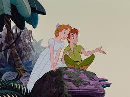 mermaids peter pan girls disney