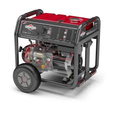 powermate 5 000 watt gasoline powered manual start portable