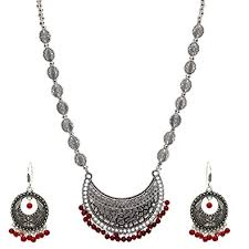 boho necklace set images Buy jewels emporium antique oxidized german silver plated boho jpg