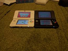 nintendo 3ds black friday n3ds black friday limited edition black vs new nintendo 3ds