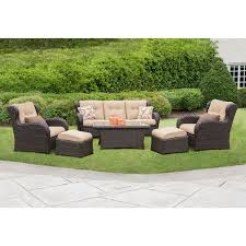 6 Piece Patio Set by Top 7 Furniture Patio Sets Ebay