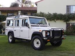 land rover 1992 1992 land rover defender 110 u2013 pictures information and specs