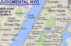 san francisco judgmental map judgemental map of new york new york map