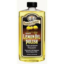Parker Bailey Kitchen Cabinet Cream Parker U0026 Bailey Natural Lemon Oil Polish 510664 Furniture