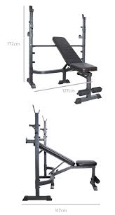 lifespan new multi station weight bench press fitness equipment