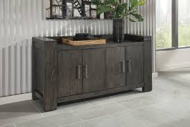 Dining Room Server Furniture Chansey Gray Dining Room Server D667 60 Servers