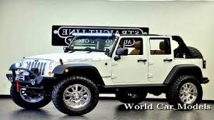 jeep wrangler white 4 door lifted white customized jeep wranglers image 213