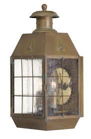 Antique Outdoor Lights by Urban Barn 11 14 High Bronze Indoor Outdoor Wall Light Rustic