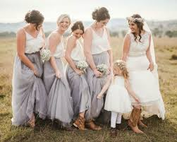 wedding wishes from bridesmaid bridesmaid dresses wedding separates space 46 tulle skirt gray