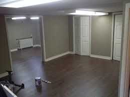 Uneven Floor Laminate Installation Laminate Flooring Basement Basements Ideas