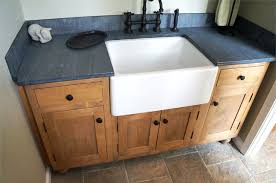 simple lovely bathroom vanity with farmhouse sink best 25