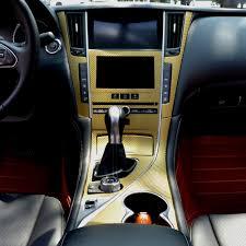 lexus interior protection aliexpress com buy interior central control panel carbon fiber