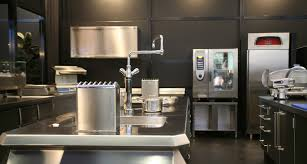 furniture in kitchen kitchen and technical areas domotica hotel