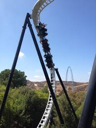 Viper Roller Coaster Six Flags Six Flags Magic Mountain Album On Imgur