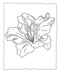 preschool coloring pages christmas tree coloring pages