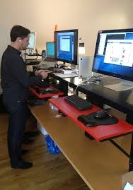 Make A Standing Desk by Ask Lh How Can I Convince My Boss To Let Me Try A Standing Desk