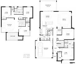 house plans with floor plans simple two story house plans find home decor